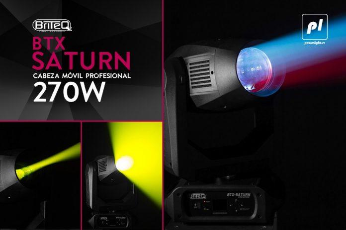 Cabeza móvil BRITEQ de Power Light de alta eficiencia con potente Led
