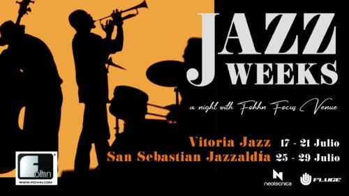 Sistema Focus Venue de Fohhn a ritmo de Jazz distribuido por Neotecnica