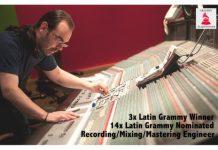 En los estudios de grabación PKO entrevistamos a Caco Refojo