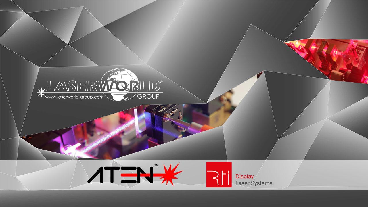 modulos laser Atenlaser
