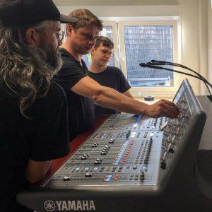 Consolas de sonido digital de la serie RIVAGE de Yamaha