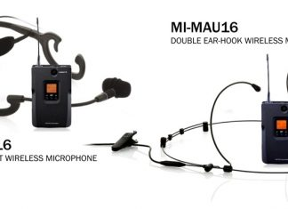 Micrófonos inalámbricos OPTIMUS 1