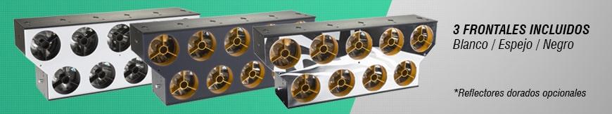 proyector de iluminación profesional led BT-NONABEAM 1