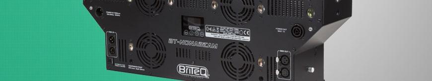 proyector de iluminación profesional led BT-NONABEAM 4