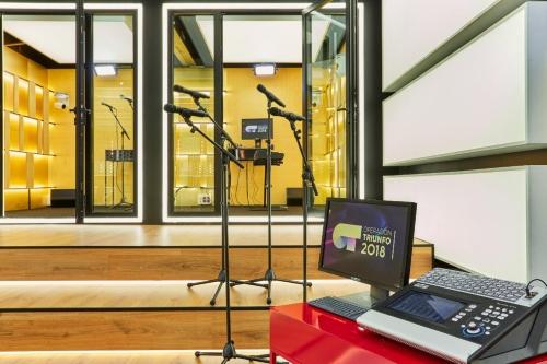 Equipos de sonido para directo QSC 1 1