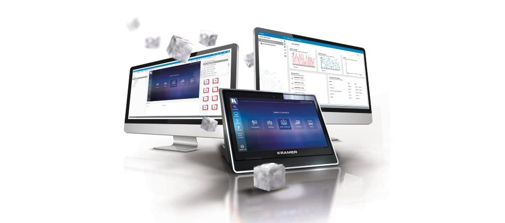 Sistema de control audiovisual KRAMER
