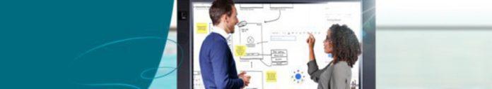 Soluciones de visualización de NEC con InfinityBoard en ISE 2019