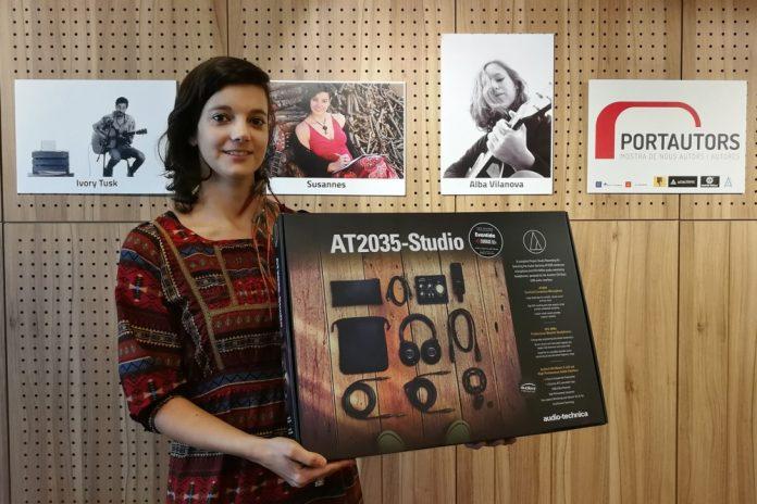 Sistema de grabación profesional AT2035 Studio