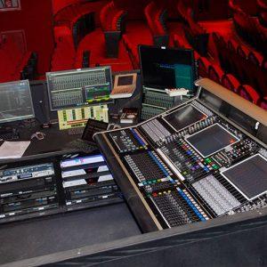 sistemas sonido Meyer Sound