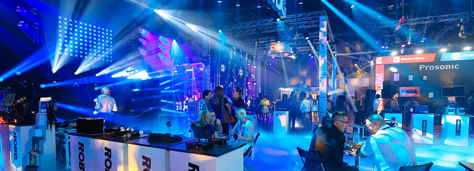 Christie presenta equipos audiovisuales-para-eventos-live en Prolight+Sound 2019