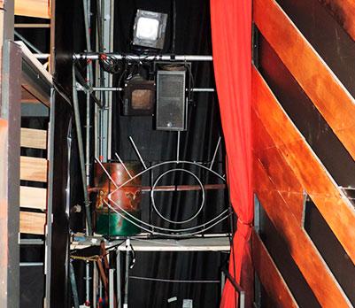 """Sistemas sonido profesional Meyer Sound en """"33, el Musical"""""""