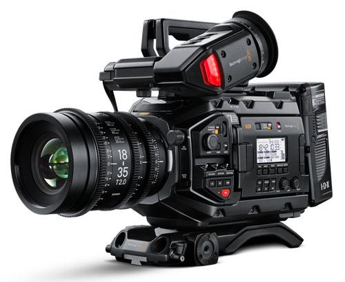 cámara URSA Broadcast
