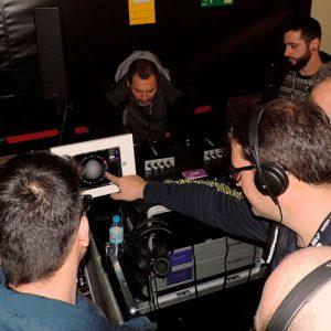 novedades equipos de sonido profesional de Meyer Sound y DiGiCo