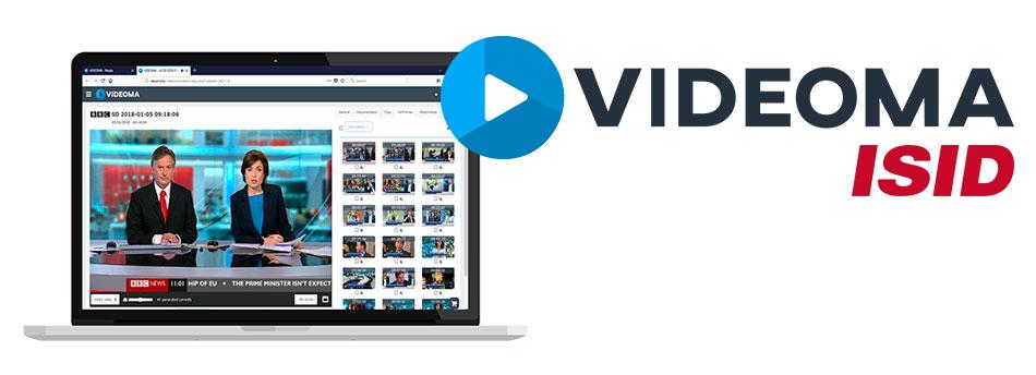 software de gestión y análisis de contenido multimedia
