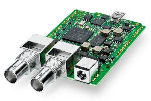 tarjetas Blackmagic 3G-SDI Arduino Shield