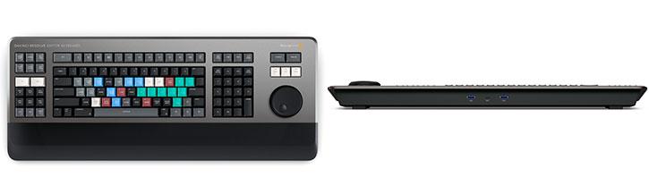 nuevo DaVinci Resolve Editor Keyboard