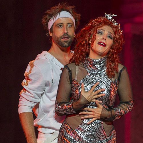 Teatro musical de 'La bella Helena', de Offenbach