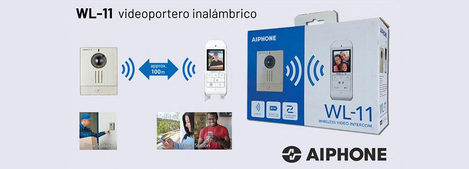 Videoportero inalámbricoWL-11 de AIPHONE