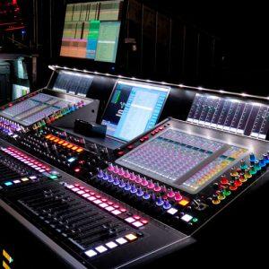 consolas de sonido DiGiCo