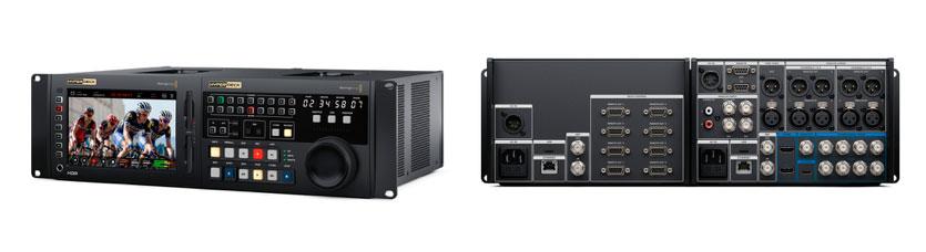 plataforma de transmisión grabación avanzada 8K
