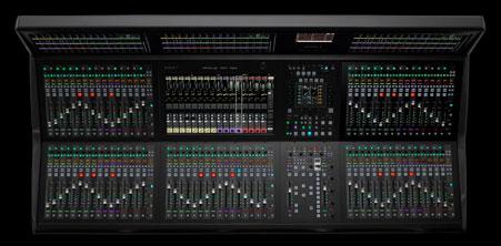 sistemas de producción de audio para broadcast