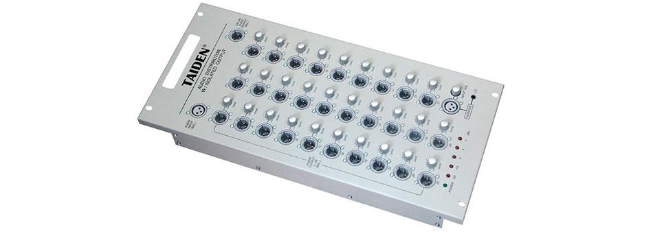 Distribuidores de audio para prensa