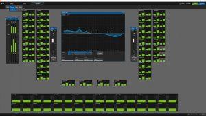 SONIQUE, software de gestión de equipo de sonido para directo