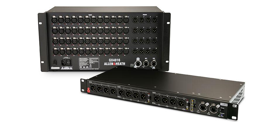 nuevos expansores de audio remoto
